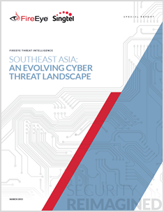 Southeast Asia:  An Evolving Cyber Threat Landscape